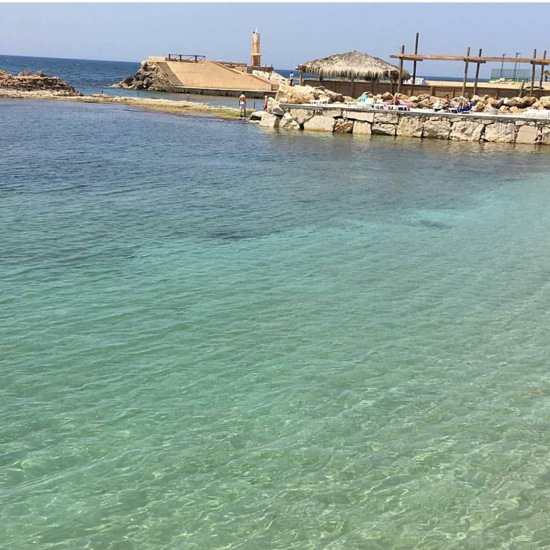 batroun sawary resort beach mediterraneansea sea batrounbeach