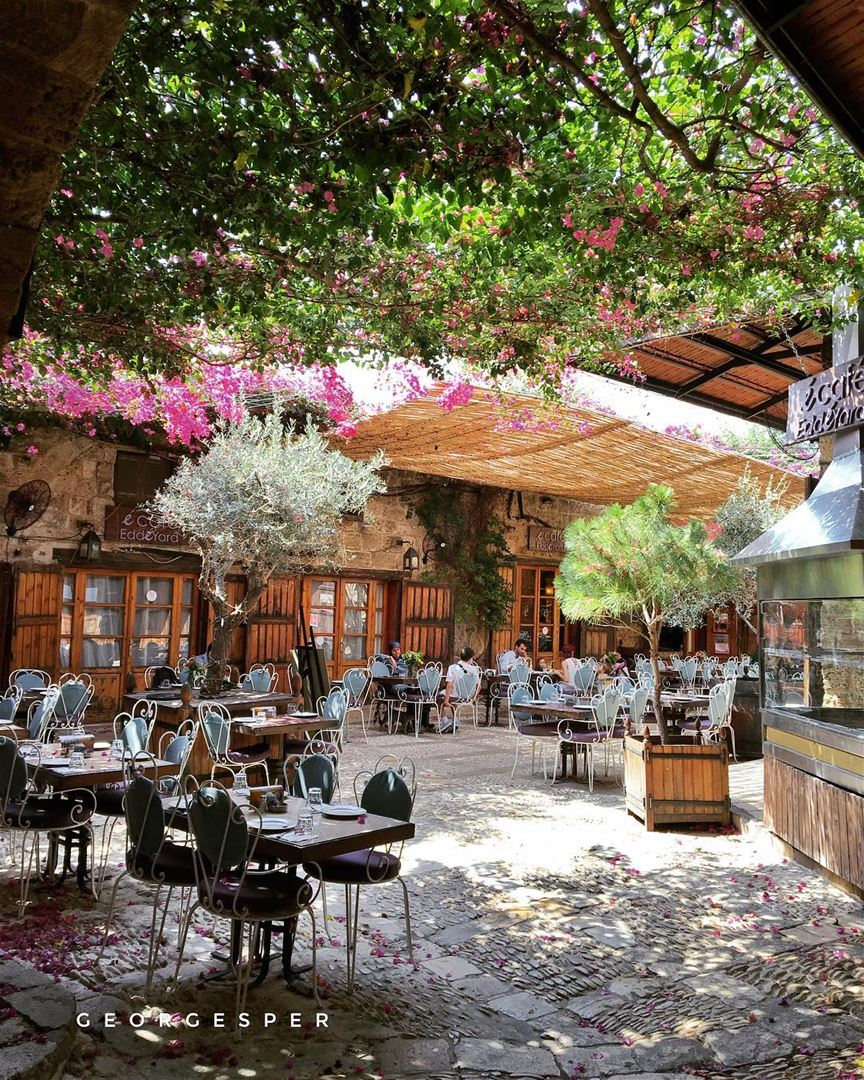 Byblos Old Town, Lebanon UNESCO World Heritage Site. Stock ... |Old Byblos Lebanon