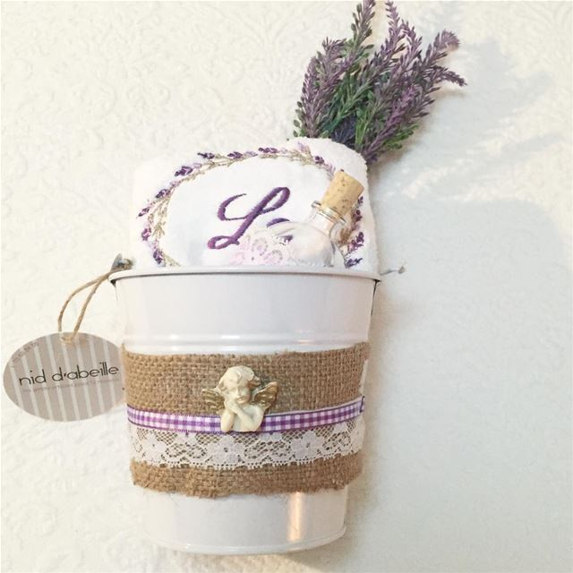 Lavender in a pot 🍃giveaways for your soecial moment 👑 Write it in...