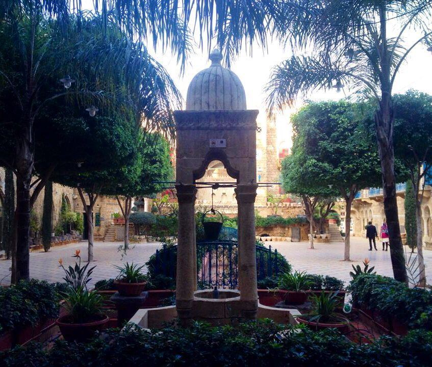 Jardin Arabe: History Culture Arabic Garden Giardino Jardin Nature