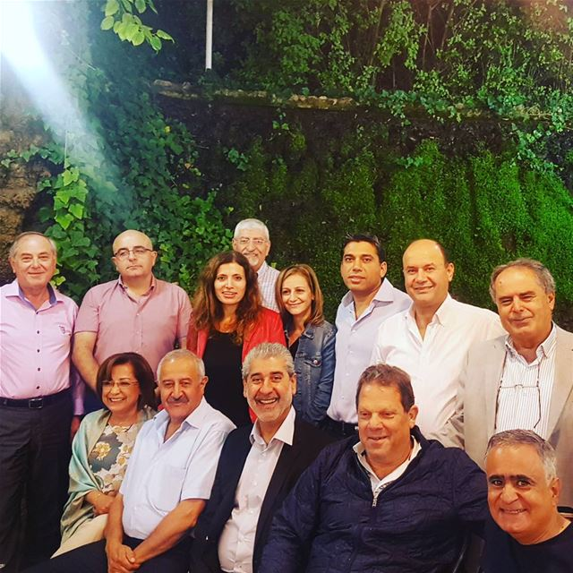 Proud to be part of the Executive Committee of the Lebanese Pediatric... (Nab` As Safa, Mont-Liban, Lebanon)