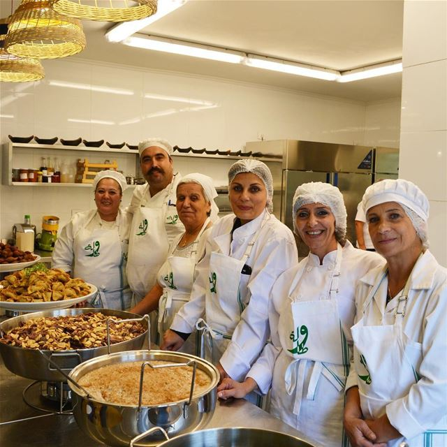 Get ready for Tawlet Beit El Qamar weekend Buffet... the cooks will be...