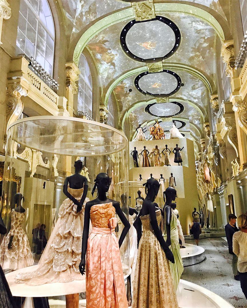 Christian dior couturier du r ve is the most impressive and dazzling mus e des arts - Musee des arts decoratifs metro ...