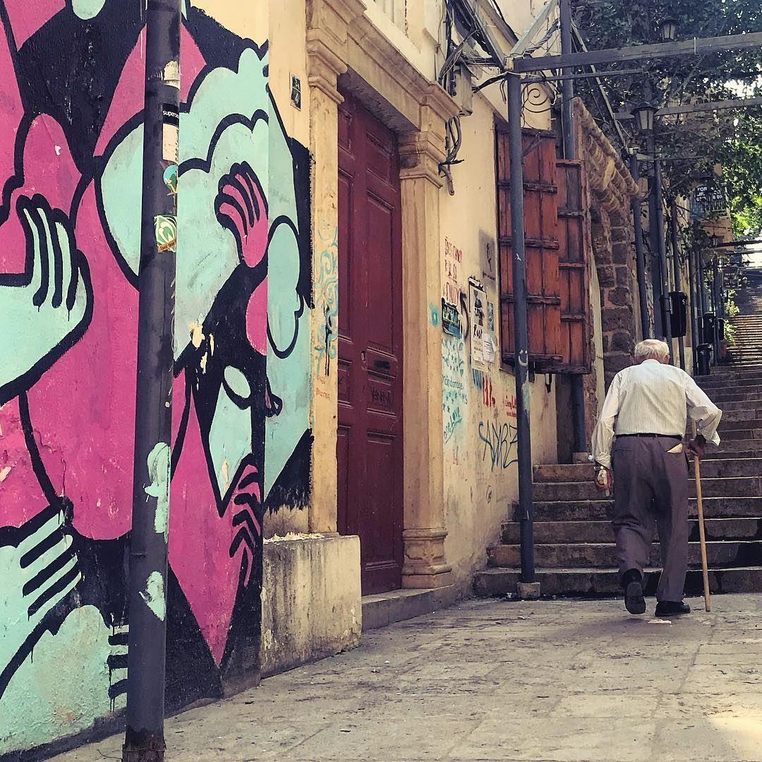 Walking the wire👣 Lebanon tb travel travelgram traveler wanderlust ...