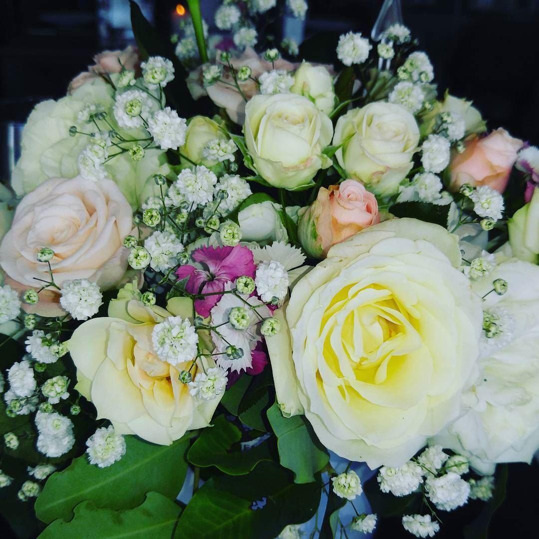 Flowers Bring Happiness Goodmorning Sundayvibes Sundays Flowers