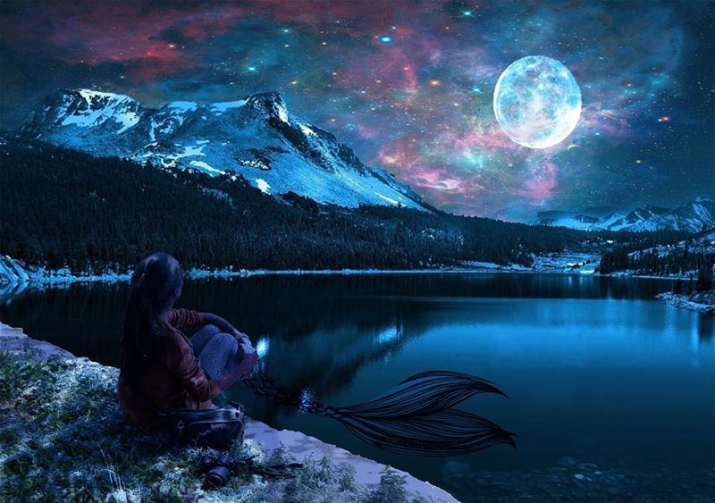 From my brother's perspective @raoulkh23 💙 mermaid soul dream sea...