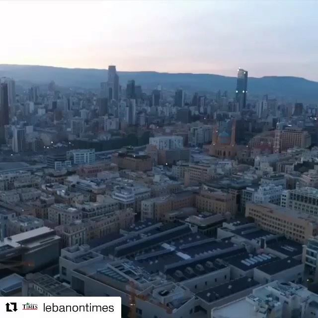 Repost @lebanontimes (@get_repost)・・・||Collecting-Moments|| The city of... (Beirut, Lebanon)