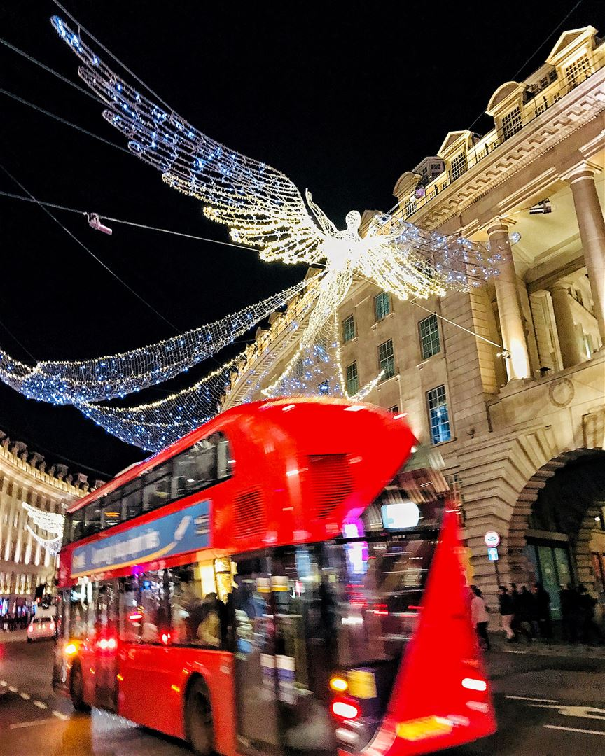 United Kingdom Christmas.English Version London Or Should I Call It The City Of