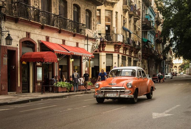 Once upon a time in Cuba... shot in  havana  cuba  travelblogger ...