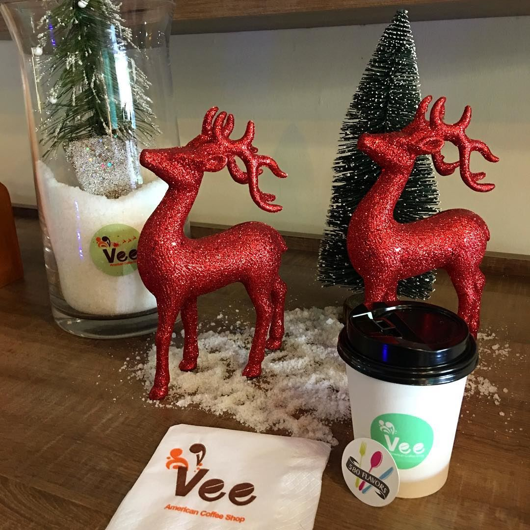 Coffee Christmas Morning.Christmas Morning At Veeamericancoffeeshop Are The Best