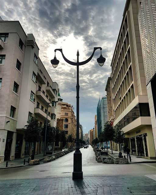 Shine in Your Own Sky.. And Spread Your Light Everywhere...☀..... (Downtown Beirut)