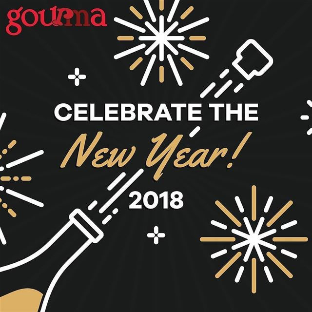 Repost @gourmalb・・・Share your New Year with loved ones at Gourma.Enjoy... (Gourma)