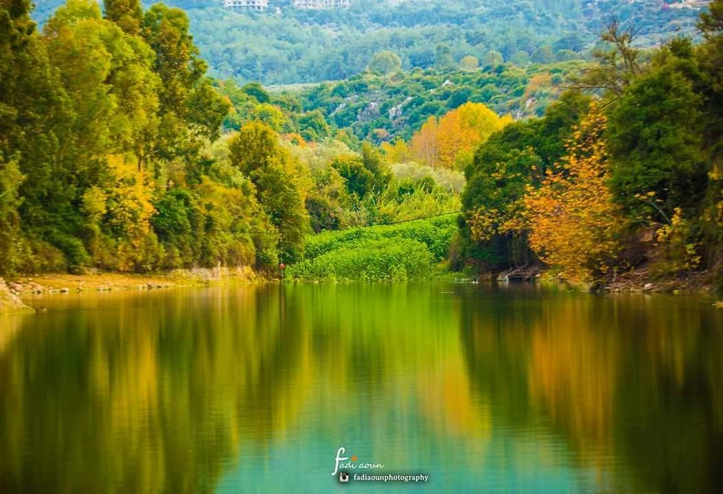 Photo Fadiaounphotography Lebanon Nature Lake Beauty