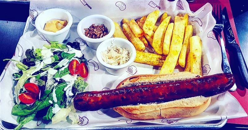 Sausage Lebanon In A Picture