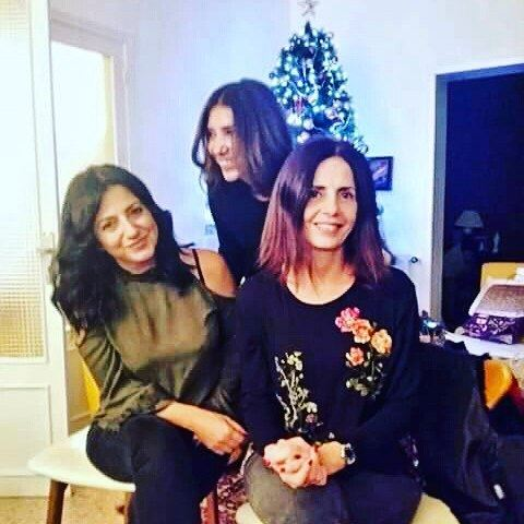 ❤❤❤ sisters  love  christmasspirit  christmas  gathering  instalike ...