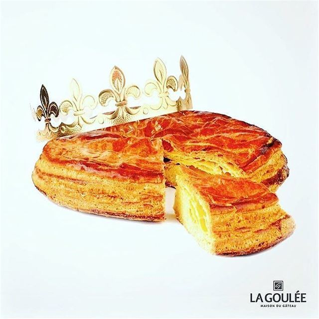 Repost @la.goulee・・・This Epiphany, don't miss the unique Galette des... (La Goulee)
