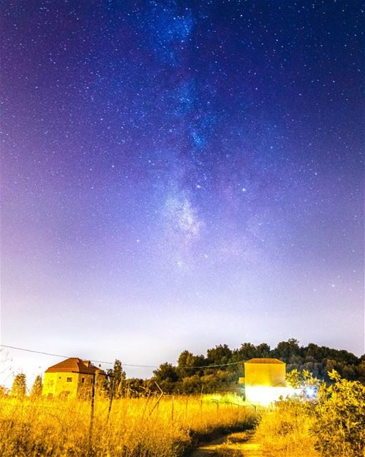 The milky way from Houmine Al Fawka milkyway  stars  sky  astronomy ...