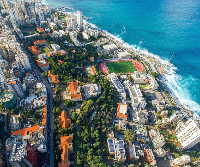 Do you miss the campus life? Tag you AUB classmates/Colleagues.📍Beirut,... (American University of Beirut (AUB))