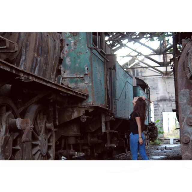 Because Of The Beautiful Old Train Station! livelovelebanon ... (North Governorate)