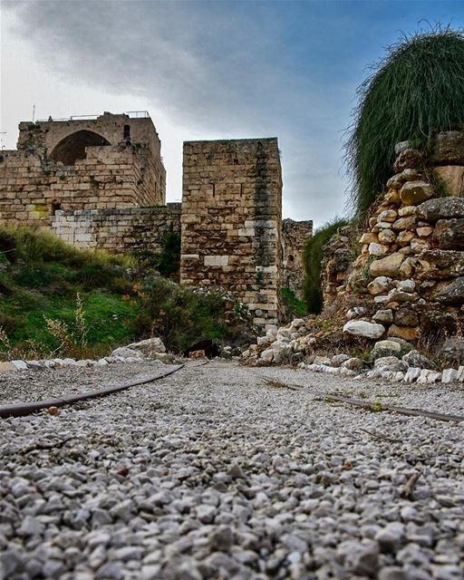 Life is a Journey that must be traveled no matter how bad roads and... (Byblos, Lebanon)