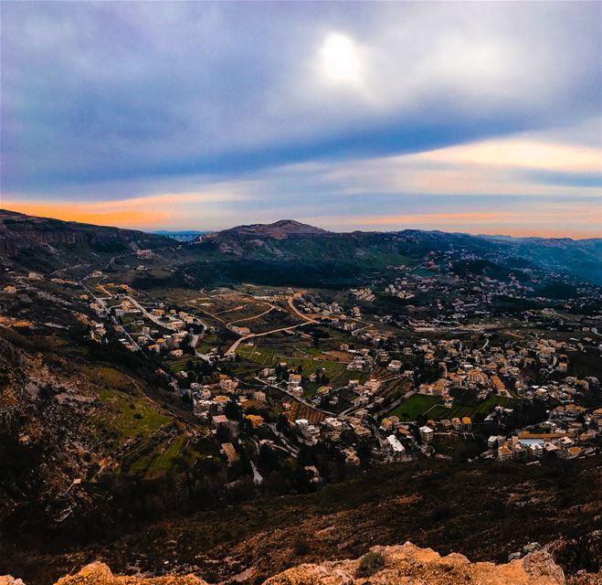Swipe to see the full image 👉.... photography  mavicpro  dji ... (Falougha, Mont-Liban, Lebanon)