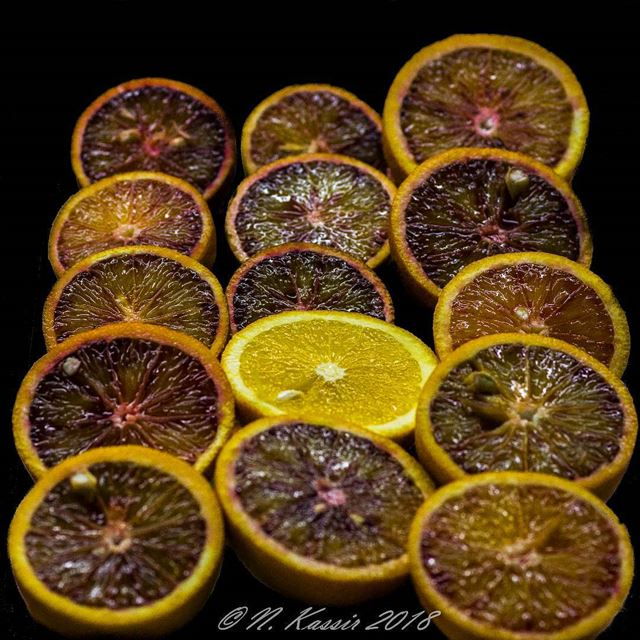 find the intruder  bloodorange  Orange  citrus  fresh  food  Beirut ...