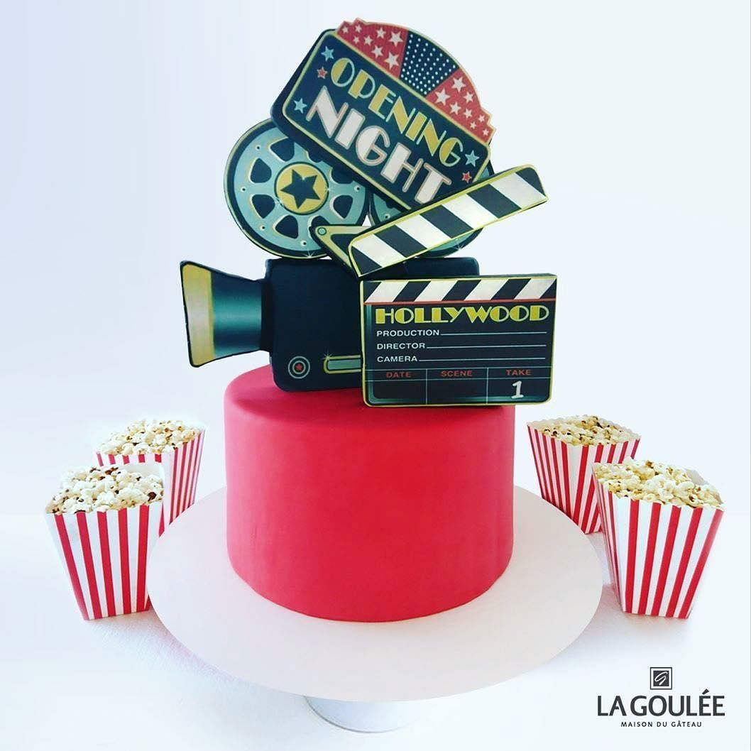 lagoulee We are rolling Celebrate with a Movie Themed Birthday