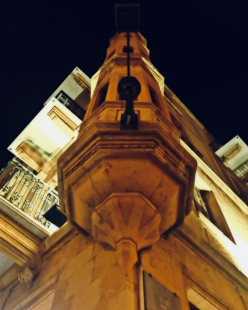 LebanonInAPicture  BeirutDowntown  Old  Traditional  Architects ... (Downtown Beirut)