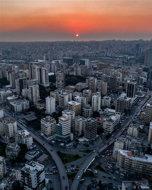 Tomorrow Is Another Day ⌛...  lebanon  beirut  dji  drones  quadcopter... (Beirut, Lebanon)