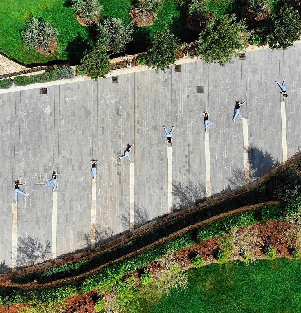 U P O Luna Drone Mavicair Dji Saturday Topview