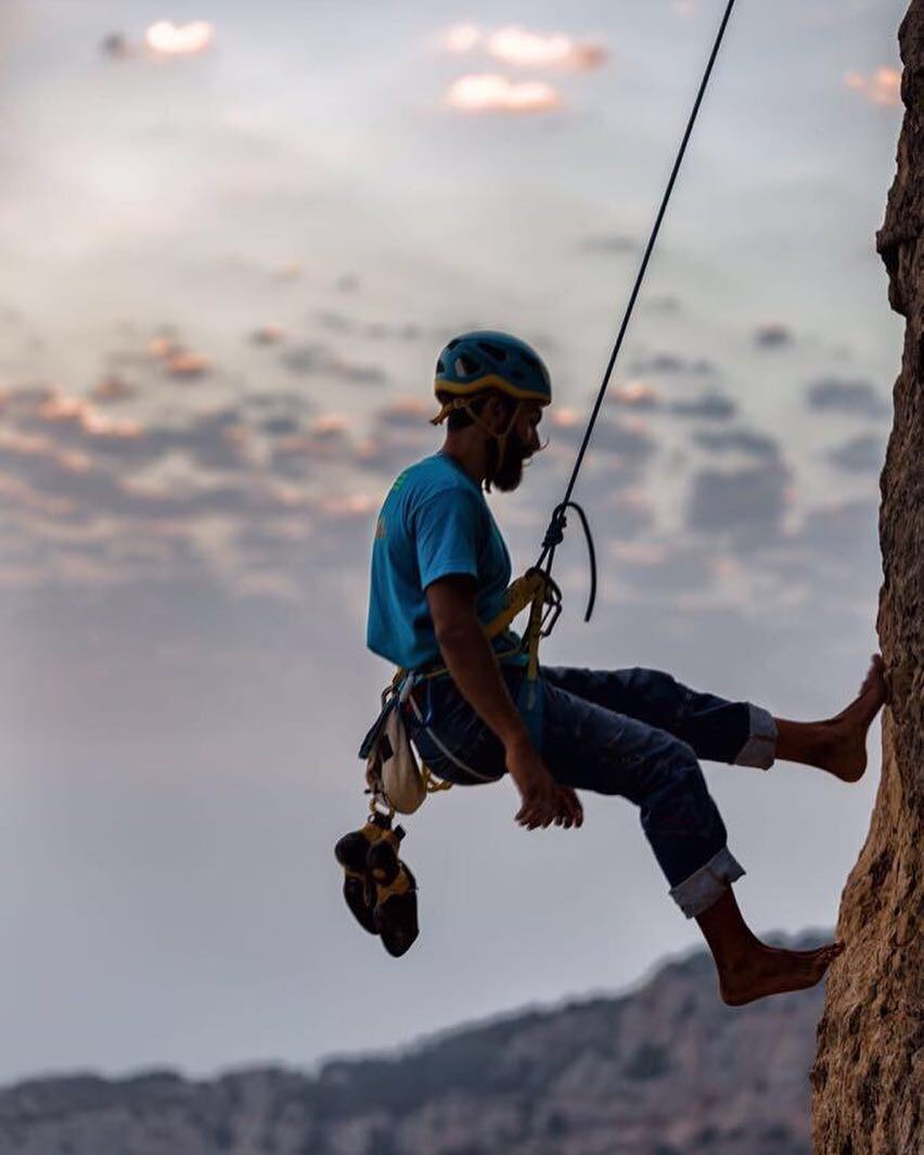 New advanced rock climbing training class coming soon stay tuned for more...