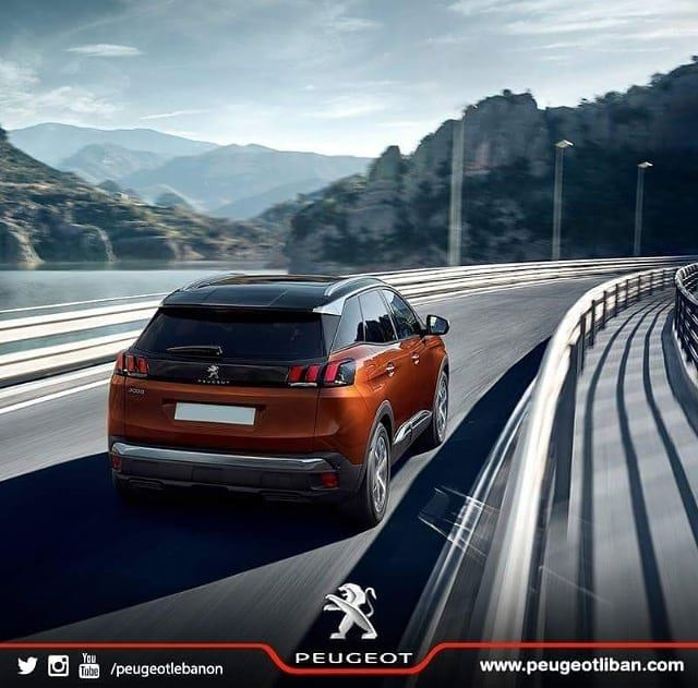 Regrann from @peugeotlebanon -  Follow the road to success! Peugeot ...