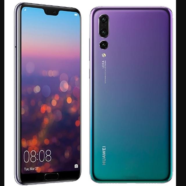 Huawei announced their new P phone on March 27th 2018 and it comes in 3... (Beirut, Lebanon)