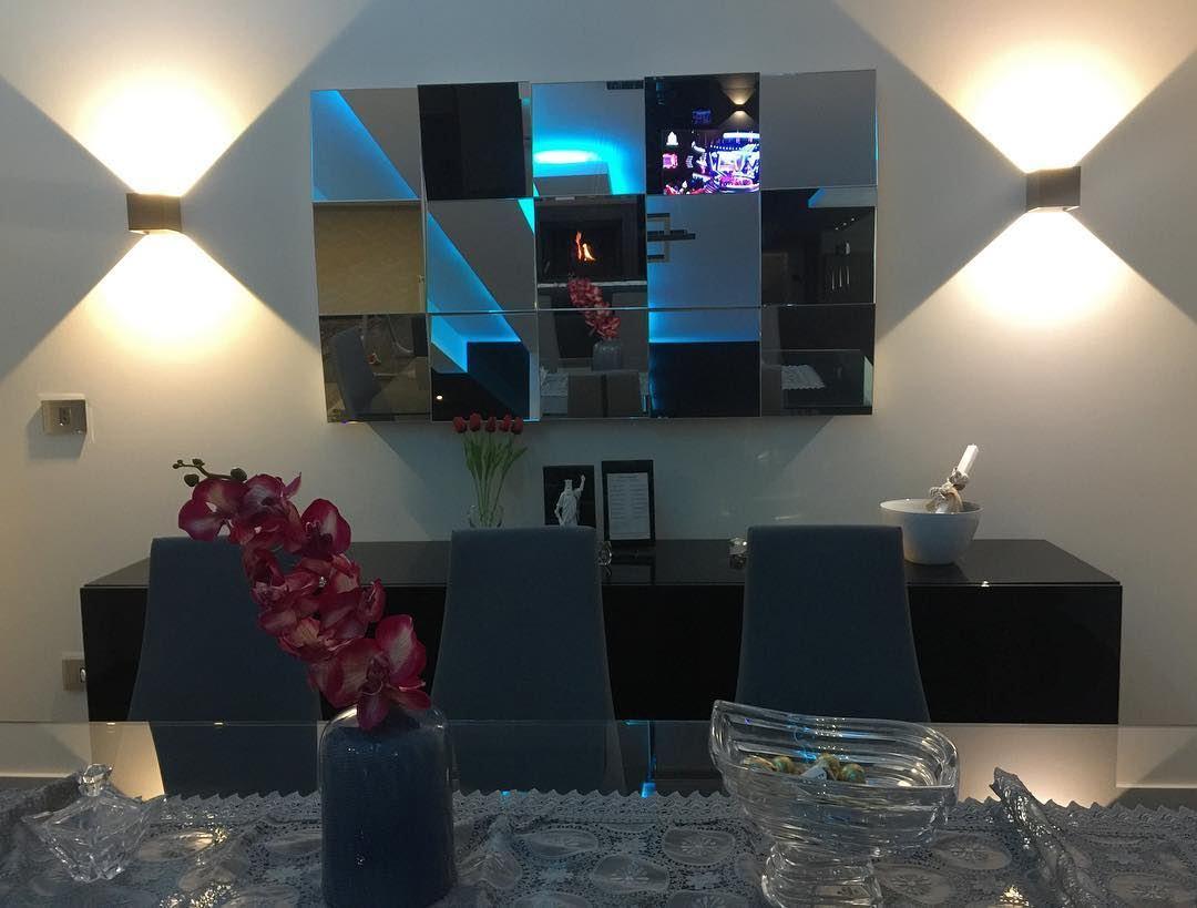 Mirror Modern Decoration Diningroom Lighting Apartment Reflection Balloune Mont Liban Lebanon