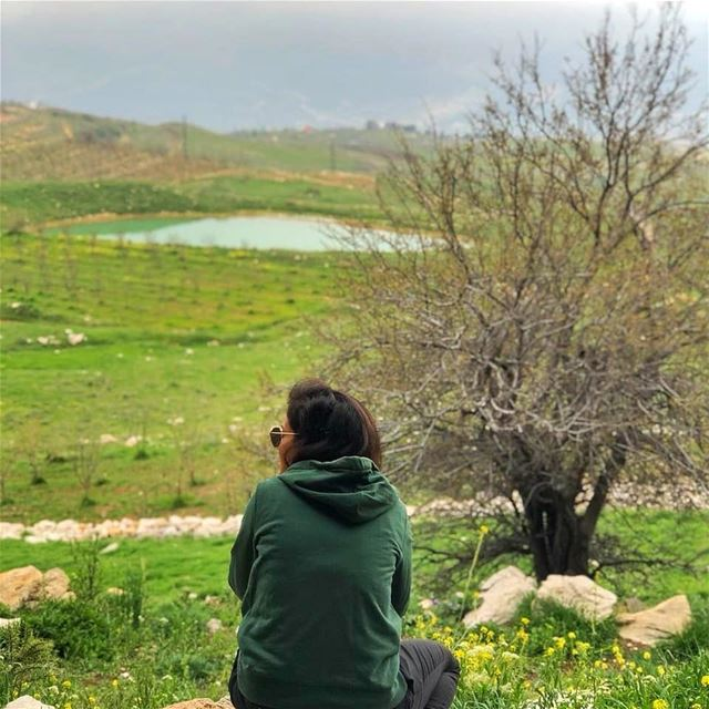 Take a moment to breathe the millstones out.🏞️💫 escape  getaway  nature... (Lebanon)