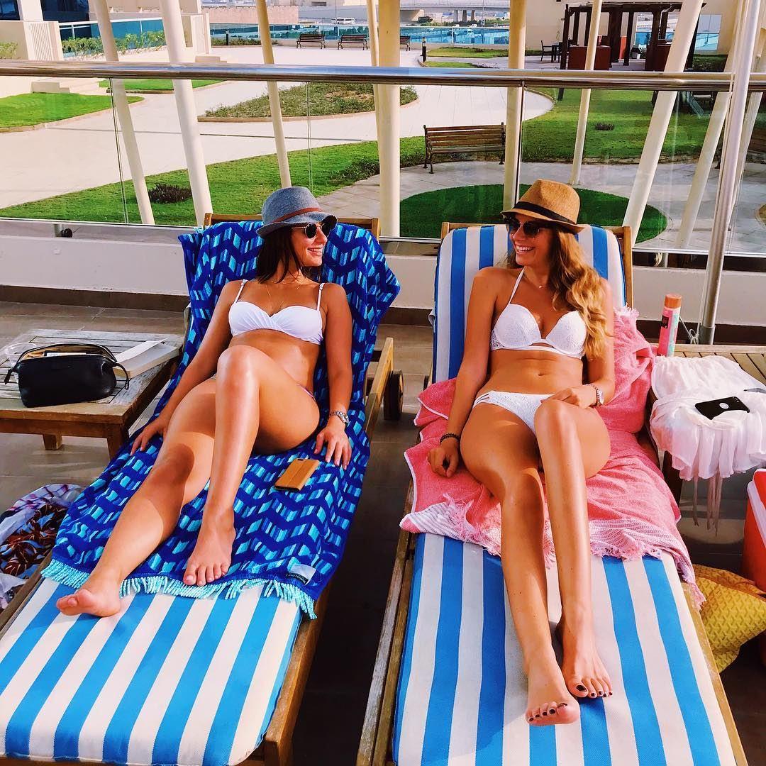 Lebanese girls in bikini