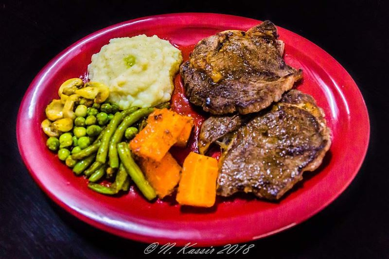 mycooking  homemade  homemadefood  ribeyesteak  veal  beef  food ...