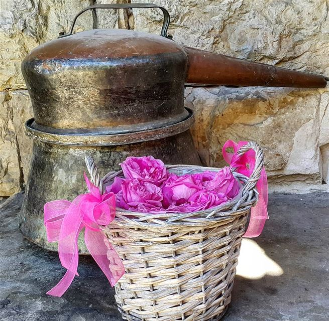 "Delightful rosewater made using the traditional ""Karake"" for that sweet..."