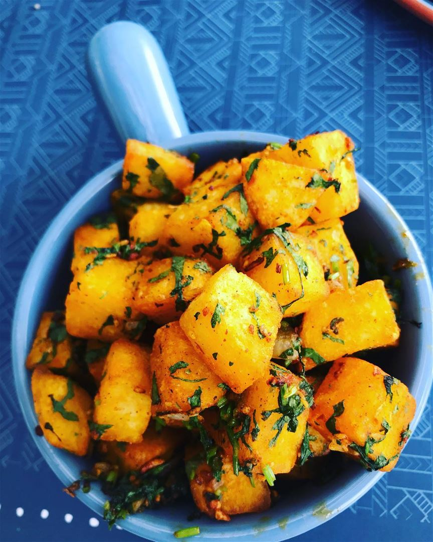 Happiness Is Finding A Thousand Different Ways To Present Fried Potatoes One Love
