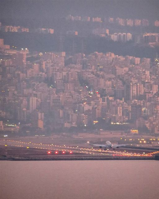 ... Welcome to Beirut ✈------.. Lebanon_HDR  Ливан  Бейрут ... (Beirut, Lebanon)