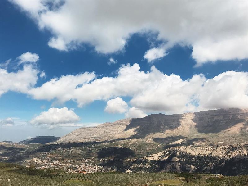 The mountains are calling and I must go.  JohnMuir  Lebanon  mountain ...