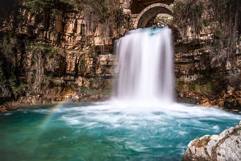 From the heart of the mountains | Afka waterfalls. afqa  waterfall ... (Afka, Mont-Liban, Lebanon)