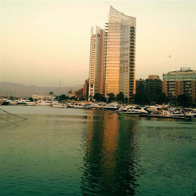 beirut  beiruttowers  livelovebeirut  bestofleb  run🏃  runningman ... (Saint-George Hotel,Yacht Club & Marina)