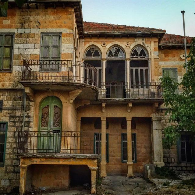 You realize how small this world is when the house you randomly took a... (Marjayoûn, Al Janub, Lebanon)