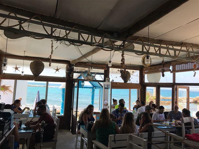 Sunday at RAY's  lebanon  raysbatroun  batroun  bahsa  beach  summer2018 ... (RAY's Batroun)