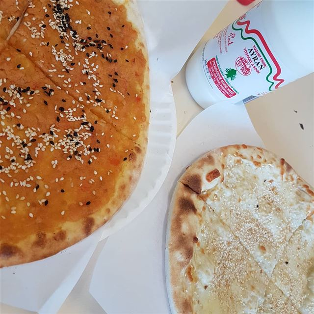 Manouche Keshek and Cheese🌸A must try in Laval 🌸 thecookette ... (Le Pain Saj Express Inc)