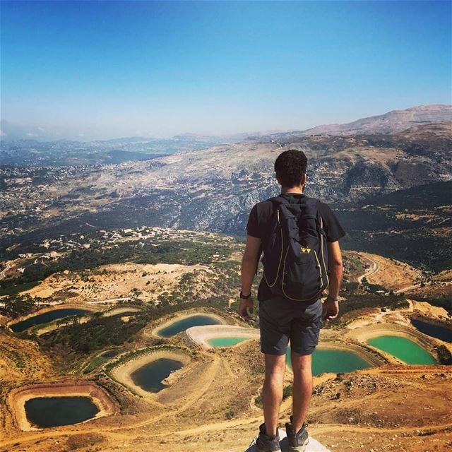 About today's hike to Falougha and Qornayel lakesPhoto credit:  skyliner @