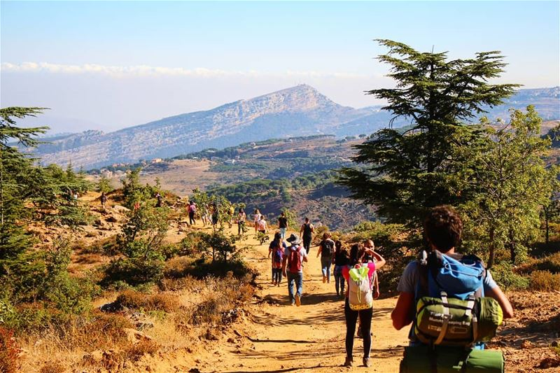 It's more than just a hike, it's a journey for the soul!Adventure... (Niha, Liban-Nord, Lebanon)