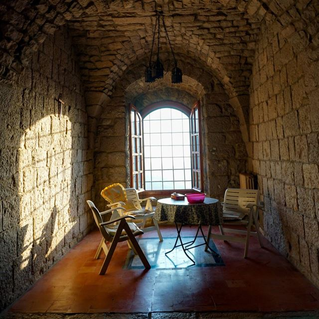 There's a sunny corner waiting for you somewhere in the Lebanese...