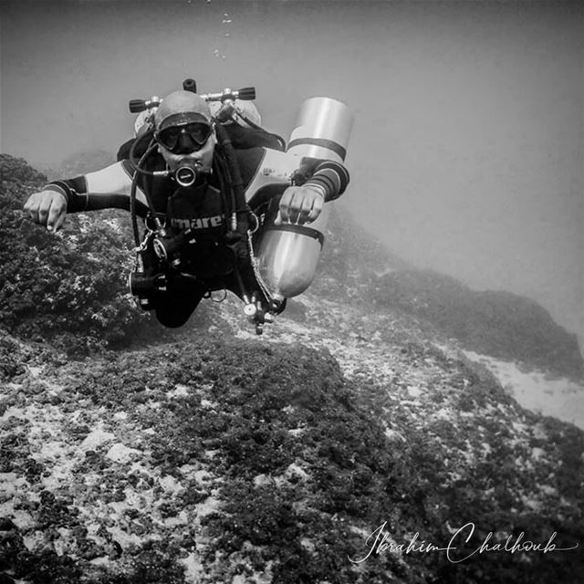 As if diving in air -  ichalhoub in  Tripoli north  Lebanon shooting ...